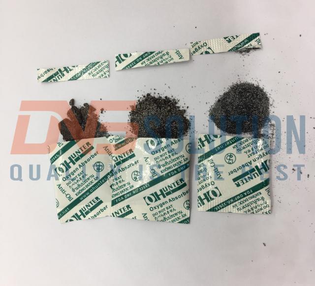 Gói hút oxy Ohunter có nhiều loại dung tích khác nhau