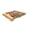 pallet gỗ thông cũ 2 chiều