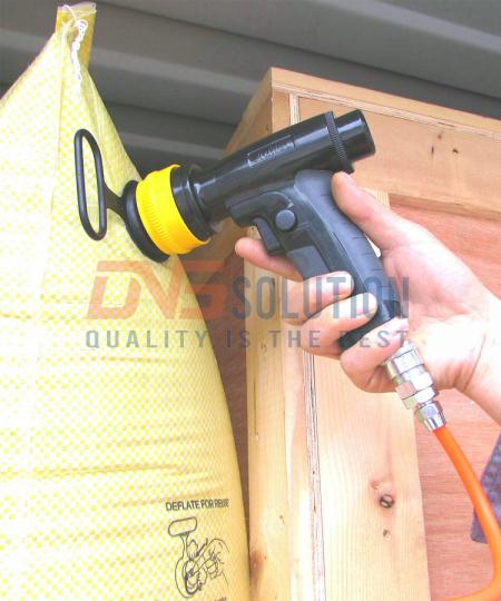 túi khí chèn hàng container Amet PP 1000x2000