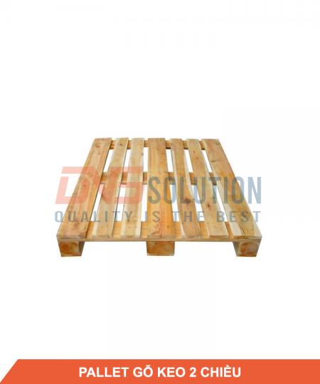pallet gỗ keo (tràm) 2 chiều