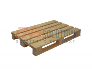 pallet gỗ thông cũ 4 chiều