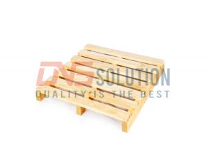 pallet gỗ thông mới 2 chiều