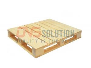 pallet gỗ thông mới 4 chiều