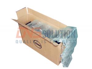 túi khí chèn lót thùng carton - gối