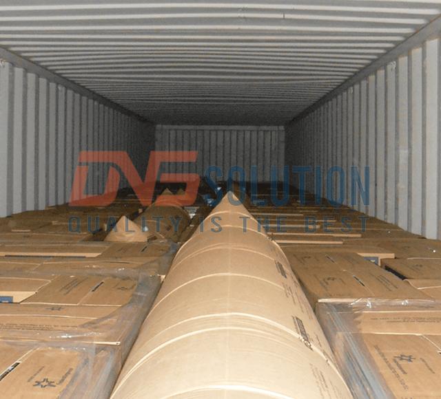 túi khí chèn hàng container kraft Phoebese 1000x1800