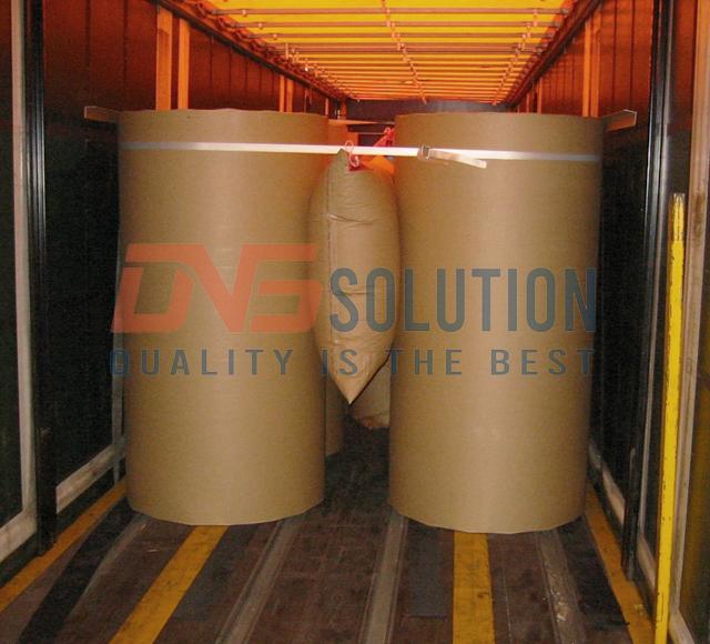 túi khí chèn hàng container Phoebese kraft 1000x2000