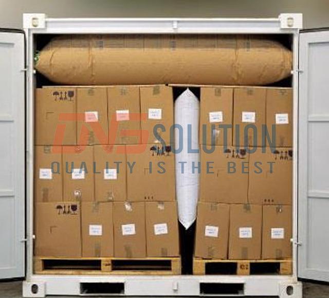 túi khí chèn hàng container kraft Phoebese 800x1200
