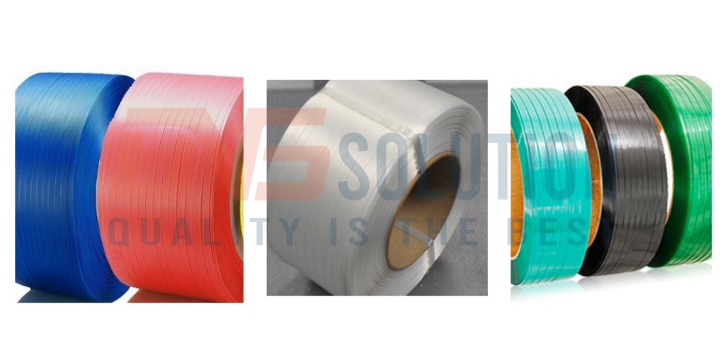 Các loại dây đai nhựa buộc hàng