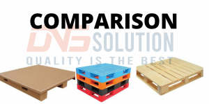 Comporison of pallet types