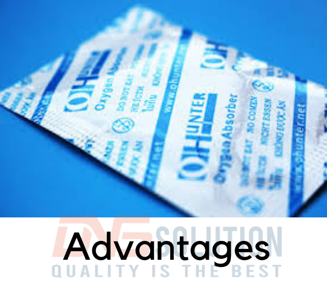 Ohunter oxygen absorber packets