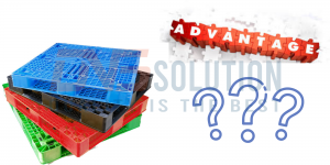 Advantages of plastic pallets