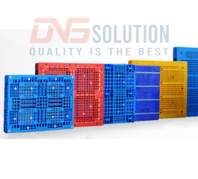 what is plastic pallets?
