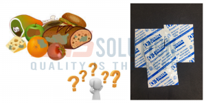 oxygen absorber in the food contamination