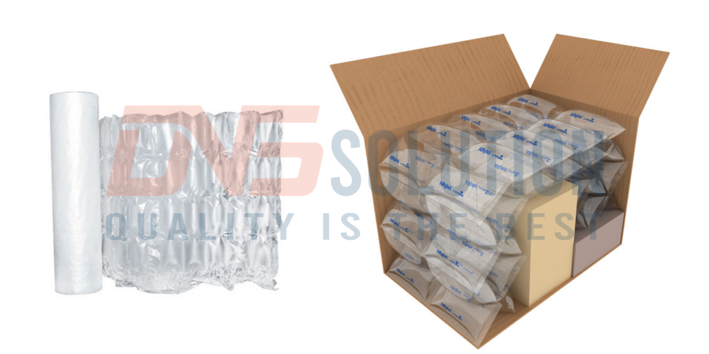 advantages of cushion packaging